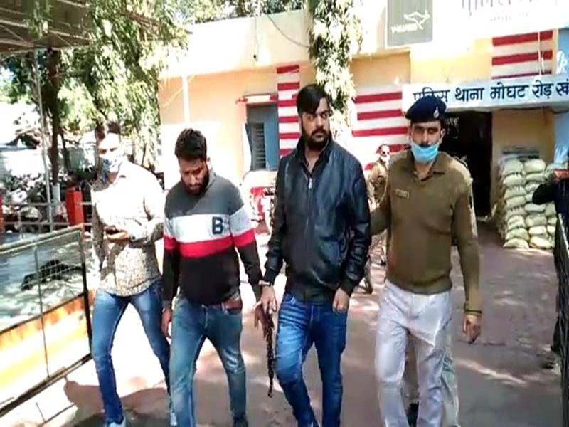Khandwa News: 100 बेट एप से किक्रेट का सट्टा चलाने वाले इंदौर के दो सट्टेबाज धराए
