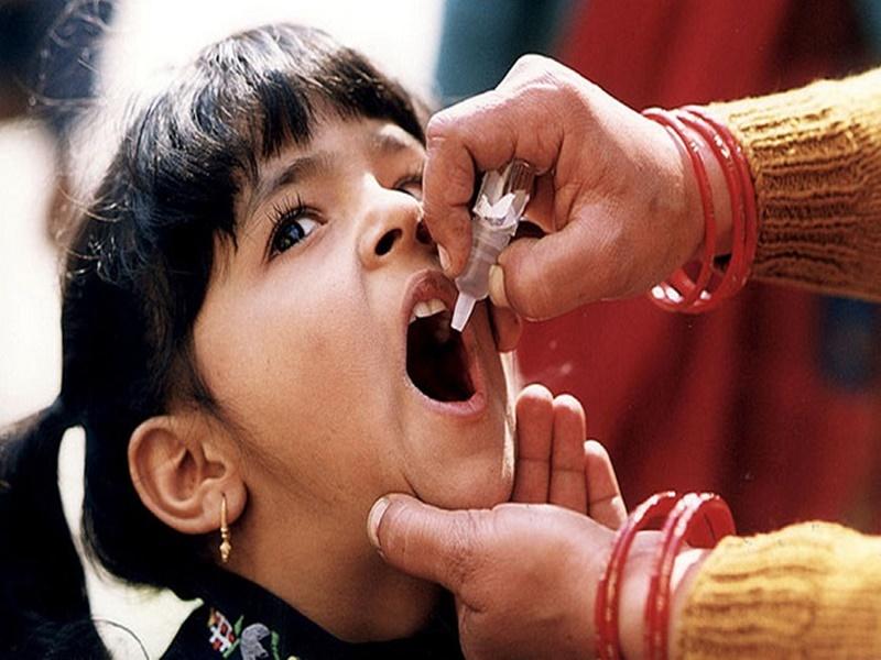 Polio Drops 2021: देश में पोलियो टीकाकरण 31 जनवरी से, राष्ट्रपति करेंगे शुभारंभ