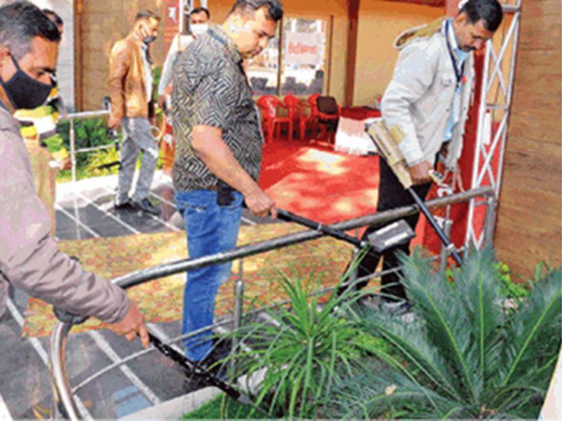 BJP Prashikshan Varg Ujjain: सड़कों पर दिनभर सुनाई दिए वीआइपी गाड़ियों के सायरन