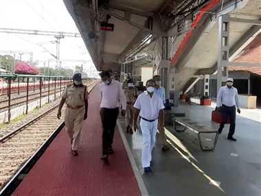 ट्रेन में सफर से पहले दिखानी होगी जांच रिपोर्ट