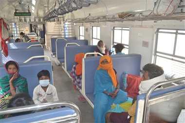 मेमू से पास की स्टेशनों का सफर पड़ेगा महंगा, बीना से मालखेड़ी का किराया 35 रुपये