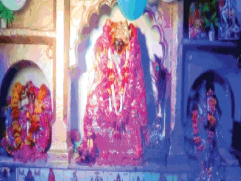 Gwalior Chaitra Navratri 2021: शैलपुत्री का पूजन कर मंदिरों व घरों में भक्ताें ने की घट स्थापना