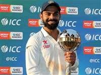ICC Test Ranking: टेस्ट रैंकिंग में भारत की बादशाहत बरकरार, चौथे स्थान पर खिसका ऑस्ट्रेलिया