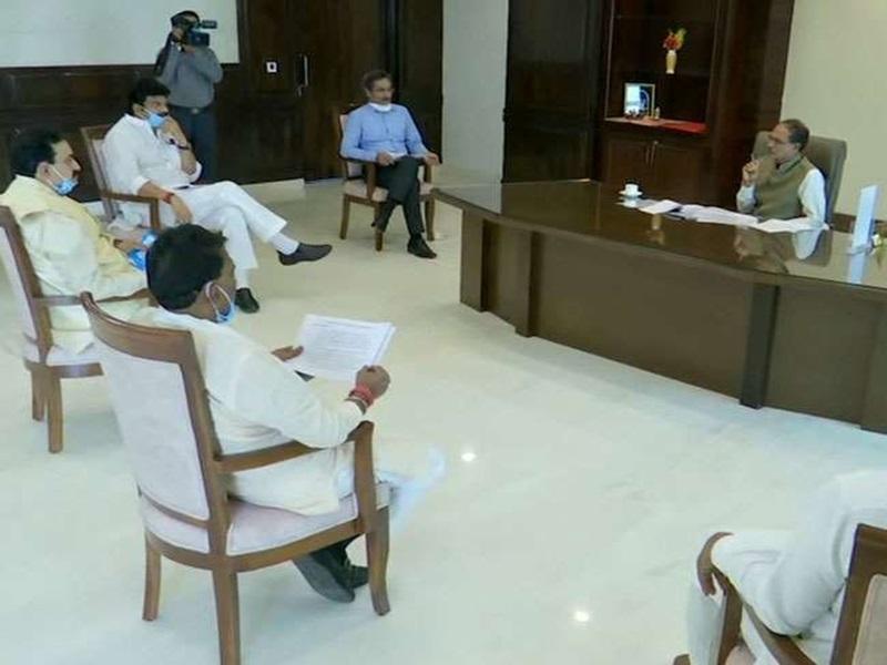 Shivraj Cabinet: मंत्रियों के साथ सात घंटे मंथन करेंगे शिवराज, आत्मनिर्भर MP पर रहेगा फोकस