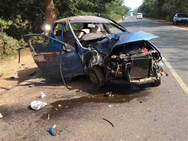 महासमुंद जिले में दो वर्षों की तुलना में दुर्घटना कम हुई लेकिन मौतें ज्यादा