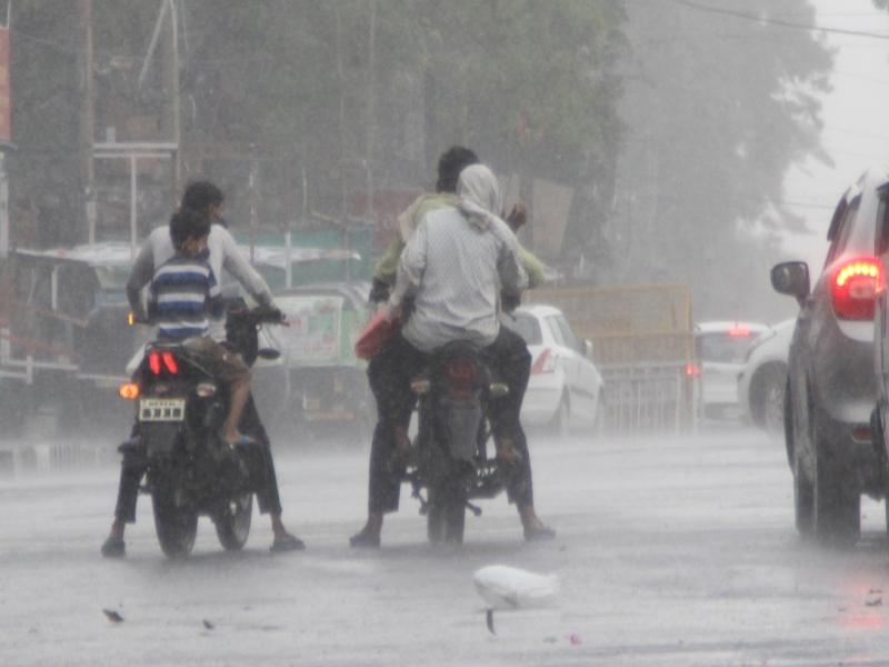 MP Weather Update: भोपाल, जबलपुर, होशंगाबाद, सागर संभाग में अच्छी बारिश शुरू