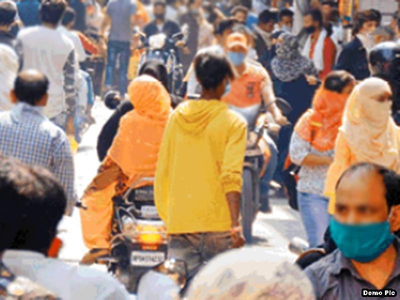 Coronavirus in Bhopal : भोपाल में भाजपा नेता सहित 90 नए कोरोना पॉजिटिव मरीज मिले