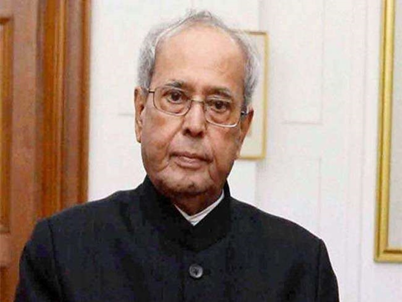 My father is still alive tweets Pranab Mukherjees son after death rumours  galore