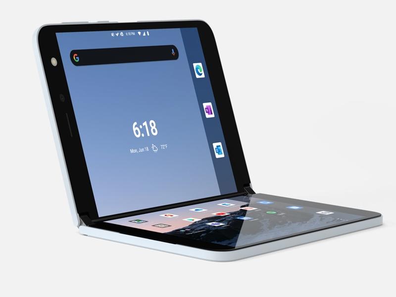 Surface Duo : अब आपके हाथ में होगा दो स्क्रीनवाला ये स्मार्टफोन, जानिए कितना है दमदार
