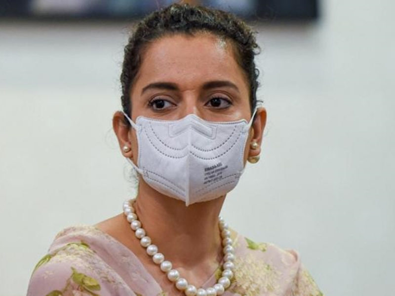 Kangana Ranaut ने फिर साधा निशाना, Bollywood का गटर साफ हो रहा है तो तकलीफ क्यों