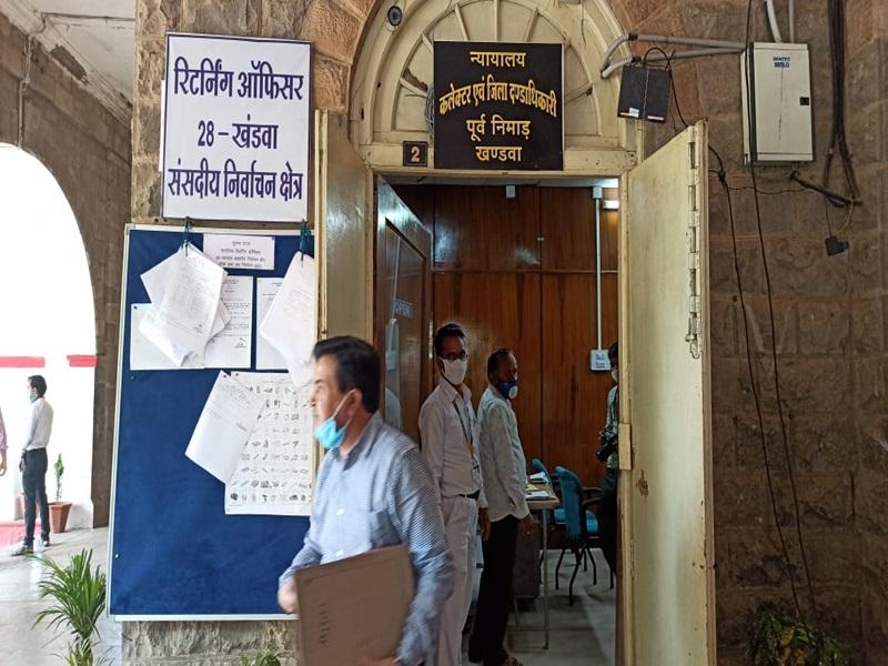 Khandwa Lok Sabha By Election: खंडवा लोकसभा उपचुनाव की तस्वीर हुई साफ, 16 प्रत्याशी होंगे मैदान में