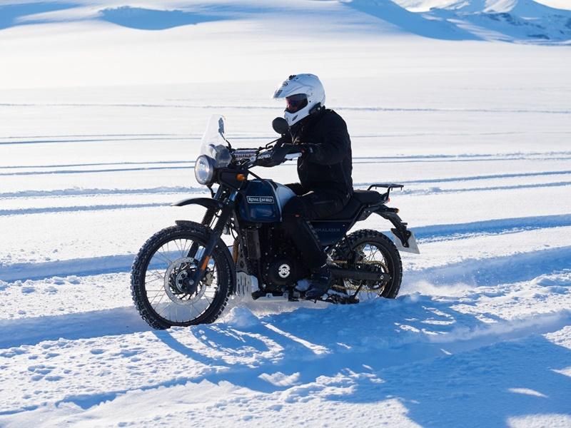 साउथ पोल का पहला मोटरसाइकिलिंग एक्सपेडिशन, रॉयल एनफील्ड की बाइक्स पर जाएंगे राइडर्स
