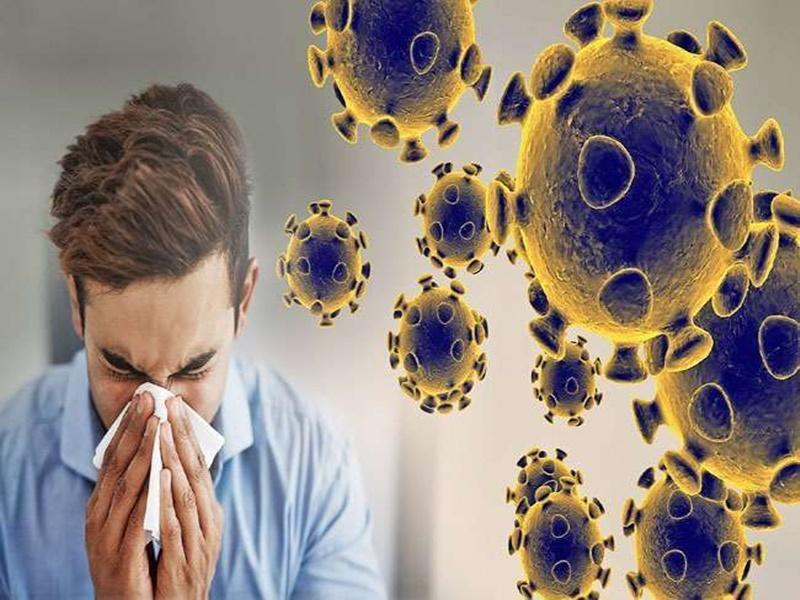 कोरोना संक्रमण से खराब हुए 70 प्रतिशत फेफड़े, ठीक होने के बाद दाे मरीजों की मौत