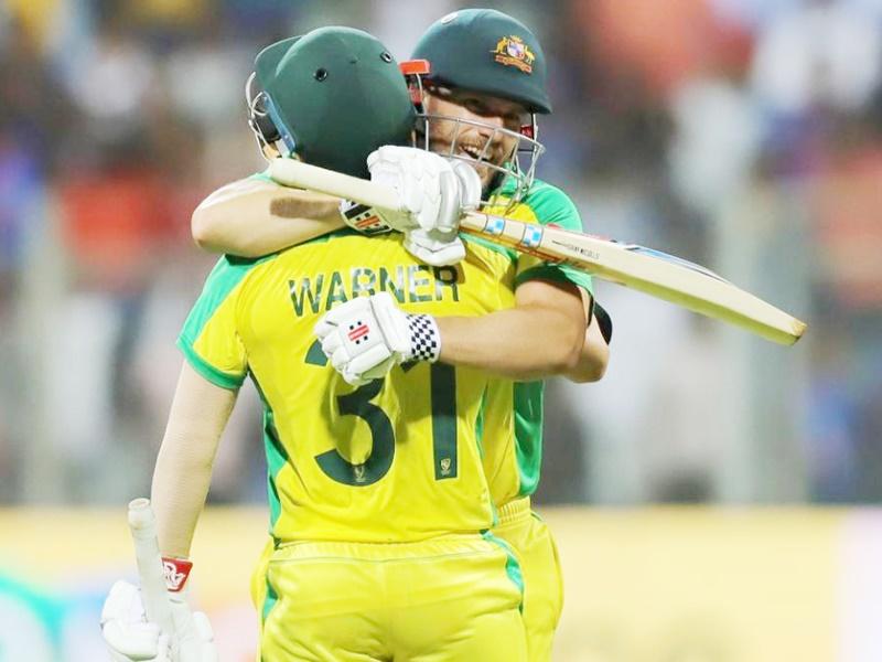 India vs Australia 1st ODI highlights: जीत के साथ कई रिकॉर्ड ऑस्ट्रेलिया के नाम
