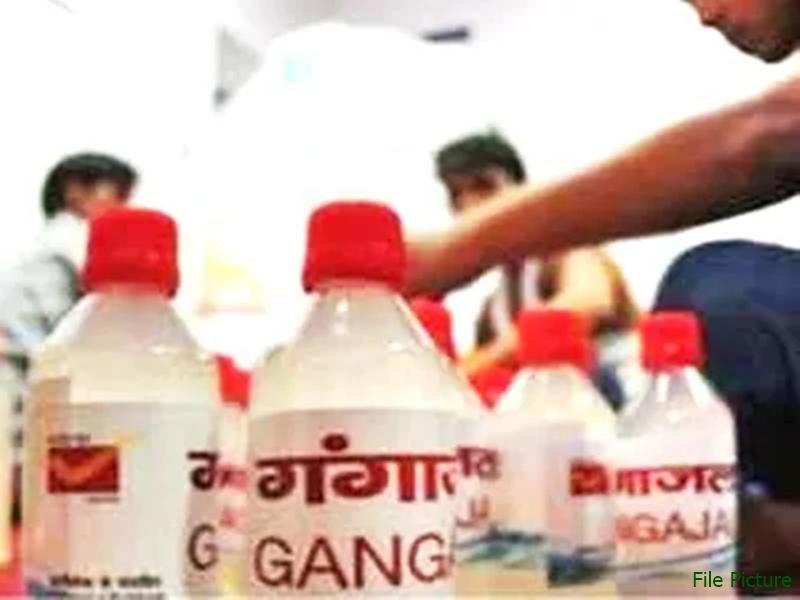 Delhi Assembly Elections 2020: चुनाव प्रचार में भाजपा बांट रही 'गंगाजल', गूंज रहा 'सब पवित्र कर देंगे'