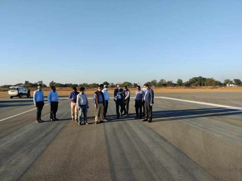 Bilaspur News: वीडियो व फोटो देख डीजीसीए व एएआइ के अफसरों ने परखी एयरपोर्ट की व्यवस्था