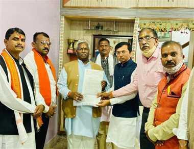 राम मंदिर निर्माण के लिए धमतरी में नौ लोगों ने दिए 5.19 लाख रुपये