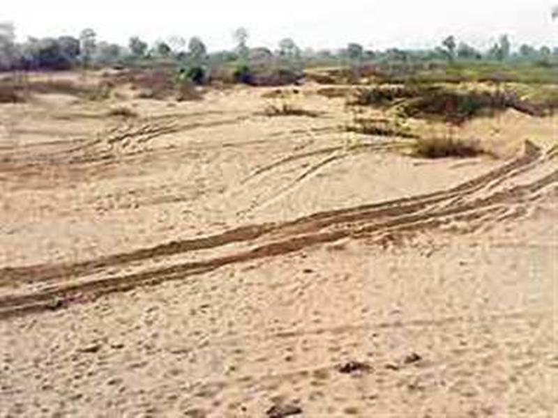 Jabalpur Crime News: नदी से रेत चोरी कर हाइवा में ले जा रहा चालक गिरफ्तार