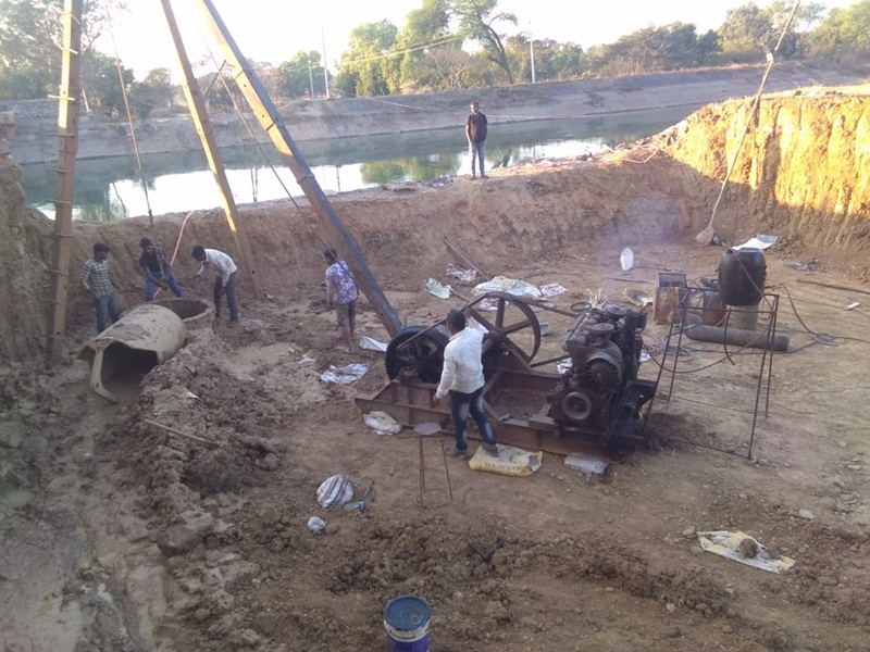 Bilaspur News: जांजगीर-कोरबा बाइपास को जोड़ने कनकी पुल का निर्माण शुरू