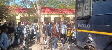 जीतू सोनी को 14 दिन की न्यायिक हिरासत में भेजा केंद्रीय जेल