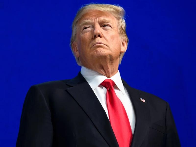 Donald Trump पर फिर चला महाभियोग, इस कार्रवाई का दो बार सामना करने वाले US के पहले राष्ट्रपति बने