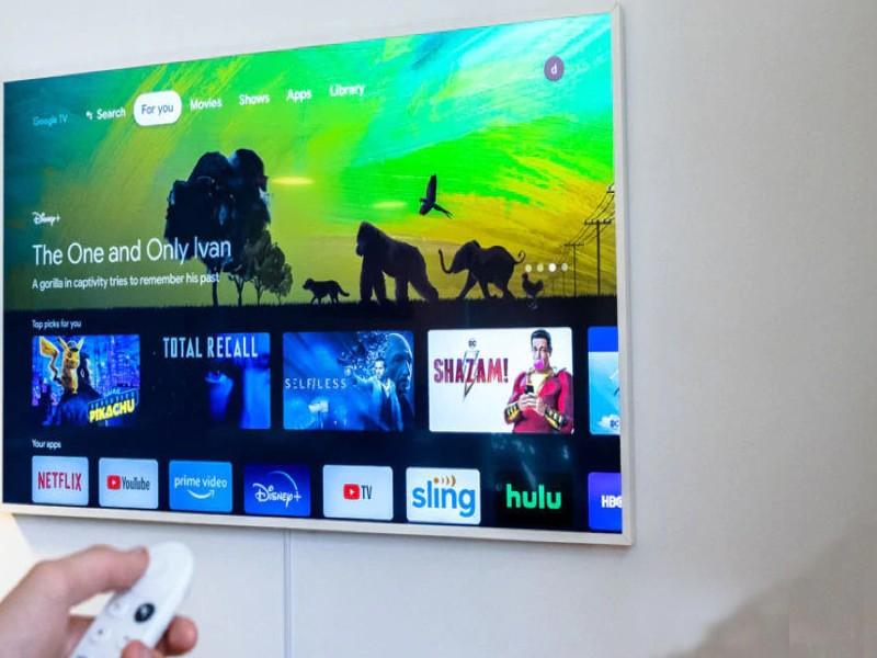 Google TV Launch , जानिए Android से कितना होगा अलग और क्या-क्या सुविधा मिलेगी