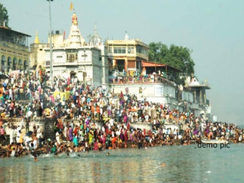 Makar Sankranti: सुबह से नर्मदा तटों पर नहीं चली नाव, श्रद्धालुओं की भीड़ उमड़ी, बढ़ा पुलिस का पहरा