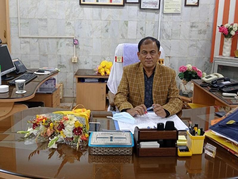 Bilaspur News: हसदेव ताप विद्युत गृह कोरबा पश्चिम के नए मुख्य अभियंता आरके श्रीवास ने कहा—  निरंतर व उच्च गुणवत्ता बिजली उत्पादन प्रमुख लक्ष्य