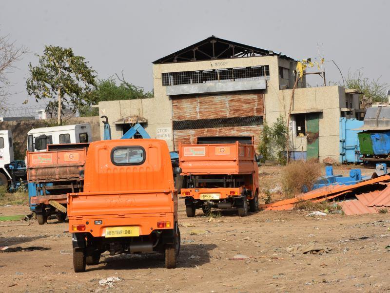 Gwalior Cleanliness Campaign News: निगम के पास वाहनाें की कमी, इसलिए राेज नहीं हफ्ते में एक दिन सुनाई देता है गाड़ी वाला आया कचरा निकाल