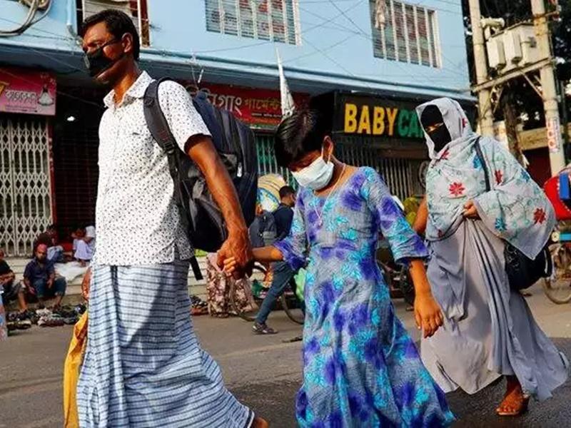Lockdown in Bangladesh: बांग्लादेश में 8 दिन का टोटल लॉकडाउन, जानिए US, UK, ब्राजील का ताजा हाल