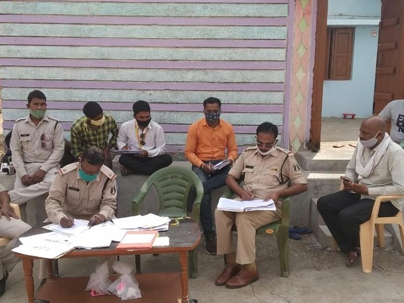 Double murder in dhamtari: कलयुगी बेटे ने अपने पिता व दादी को मौत के घाट उतारा