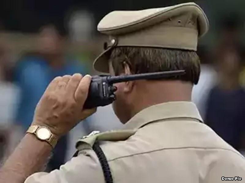 Bilaspur News: बिलासपुर की सड़कों पर पुलिस का पहरा, पसरा सन्नाटा
