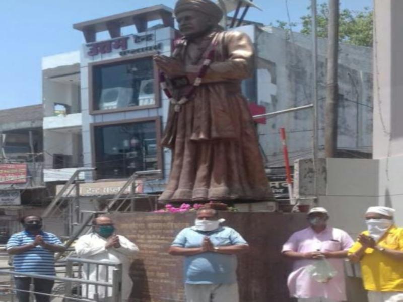Bhopal Dharm Samaj News: बैरागढ़ में सिंधी समुदाय ने सादगीपूर्वक मनाई संत कंवरराम जयंती