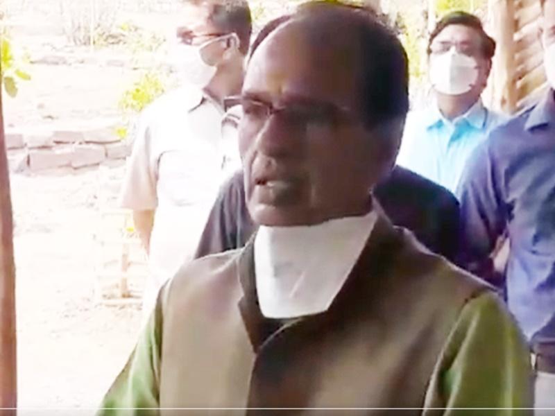 Ambedkar Jayanti 2021: VIDEO  CM शिवराज ने इन शब्दों के साथ दी संविधान निर्माता डॉक्टर आंबेडकर को श्रद्धांजलि