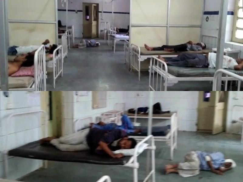 Guna Accident : महाराष्ट्र से लौट रहे 9 मजदूरों की हादसे में मौत, 49 घायल