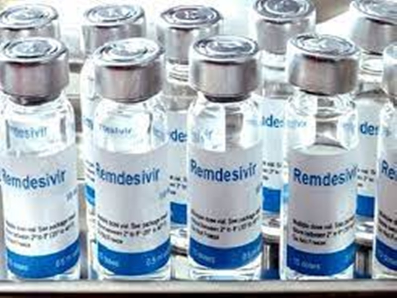 Remdesivir Injection Indore: सवा लाख में खरीदे 6 इंजेक्शन, लगाते ही फेफड़ों में बढ़ा 80 प्रतिशत संक्रमण
