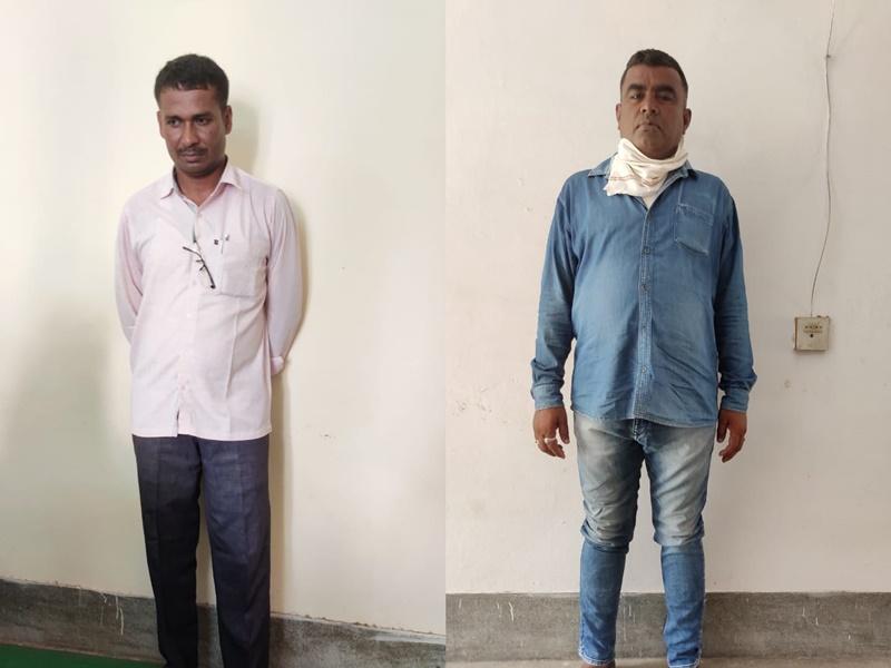 Rajasthan: 10 हजार की रिश्वत मामले में हेड कांस्टेबल और उसका दलाल गिरफ्तार, ACB ने रंंगे हाथों पकड़ा
