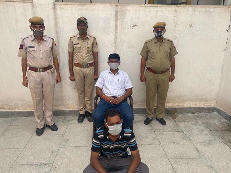 Jodhpur: अवैध पेट्रोल पम्प और मिलावटी डीजल मामले में कार्रवाई, 9600 लीटर बायो-डीजल जब्त