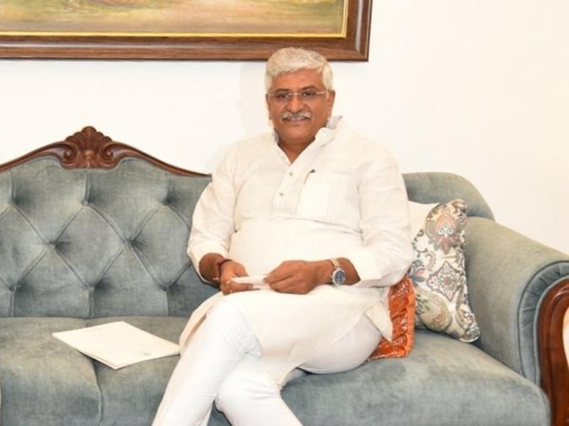जल जीवन मिशन पर ध्यान नहीं दे रही राजस्थान सरकार, 8 जिलों में 10 फीसदी लक्ष्य भी पूरा नहींं: गजेन्द्र सिंह शेखावत