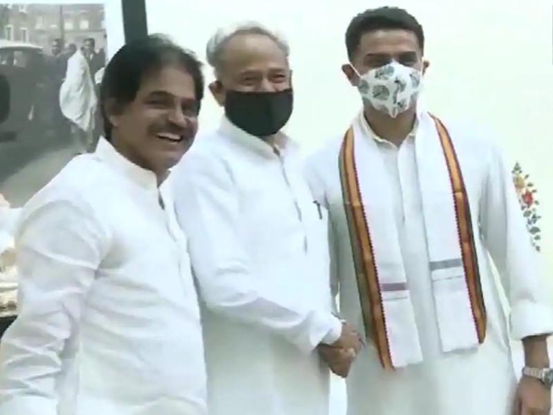 Rajasthan Political : CM अशोक गहलोत ने प्राप्त किया विश्वास मत, विधानसभा 21 अगस्त तक स्थगित