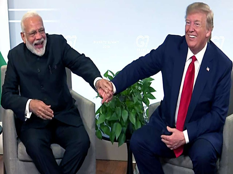 America President Election : राष्ट्रपति डोनाल्ड ट्रंप का दावा, PM मोदी ने कोरोना पर मेरे काम की तारीफ की