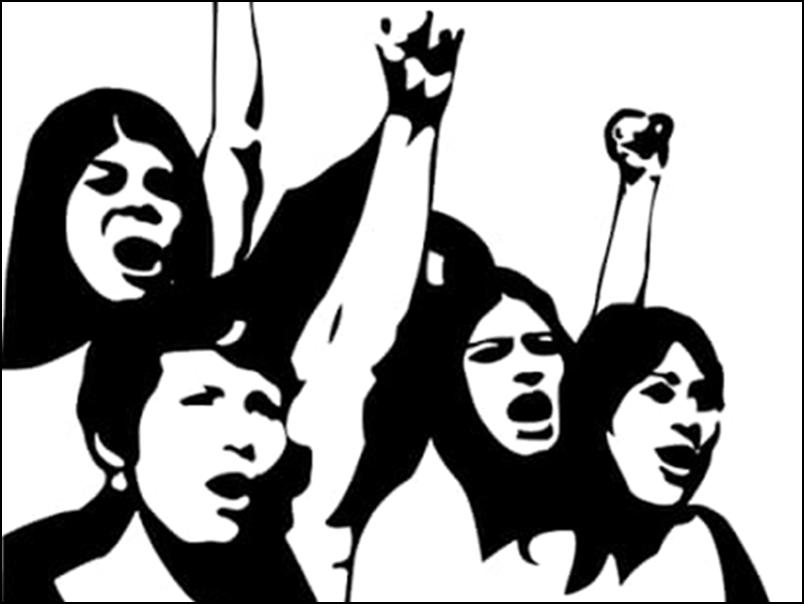 शासकीय कर्मी घोषित करने आंगनबाड़ी कार्यकर्ताओं ने दिया धरना