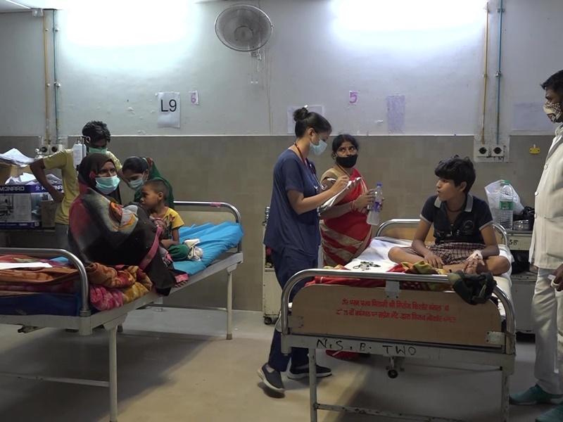 Dengue in UP:  उत्तर प्रदेश में बढ़ रही डेंगू, वायरल फीवर मरीजों की संख्या, पीडि़तों में 60 फीसदी बच्चे