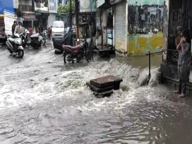 Madhya Pradesh weather Alert: भोपाल, जबलपुर में भारी बारिश की संभावना, जानिये बाकी जिलों का हाल