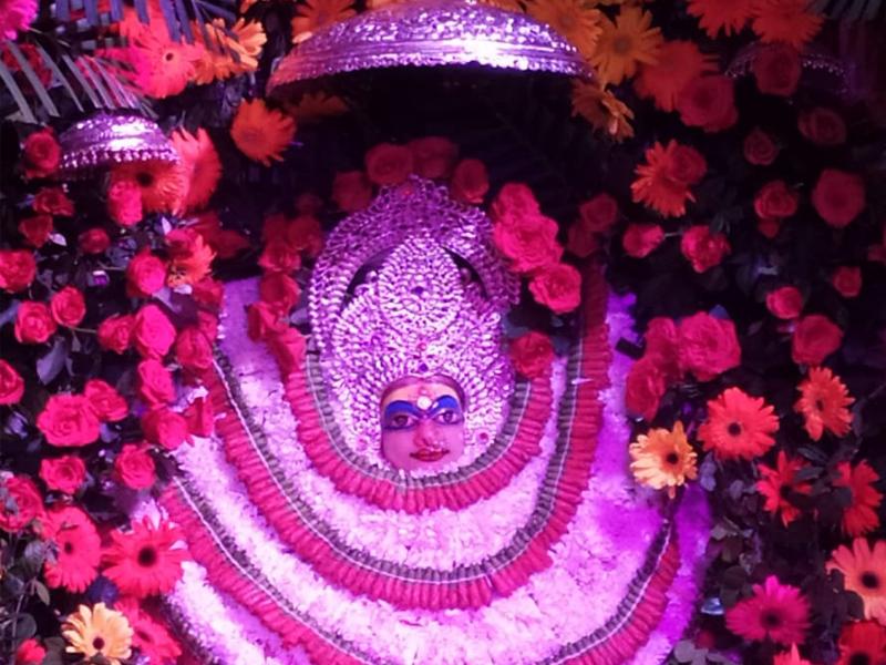 Navratri 2021: जबलपुर के इस खेरमाई मंदिर में है बाना चढ़ाने की परंपरा