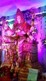 विजयराघवगढ़ में जगह-जगह विराजी मां अम्बे मैया