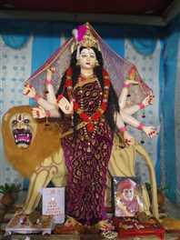 खेरमाई परिसर रीठी में देवी जागरण का कार्यक्रम आज