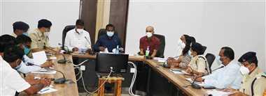 आयोग द्वारा जारी निर्देशों से अधिकारियों को किया अपडेट