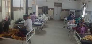डेंगू हुआ बेकाबू, 71 मरीज आए सामने, रेपिड टेस्ट को मान नहीं रहे