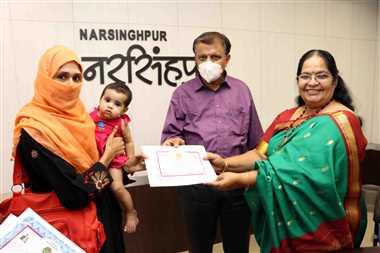 जिले में अब तक 69 हजार 207 बेटियों को मिला लाड़ली लक्ष्मी का लाभ
